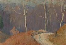 painting landskapes