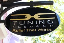 Tuning Element / Tuning Element at the Grand Village Shops in Branson, Mo. offers life changing products through health, mobility and performance technology. No matter the type of ailment or pain...experience Tuning Element - IT JUST WORKS!