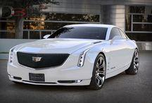 Cadillac motor s