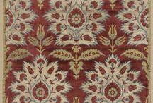 Antique Textile Swatches ,,