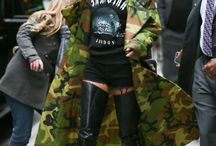 Rihanna drive me crazy <3 / Moda,
