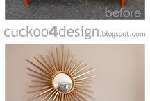 Furniture Re-do's / by Katie-Lyn Kapisak
