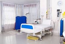 Hospital Stetcher Manufacturers in India / In any hospital, Stretchers play an important role to shift patient from one place to another or to take equipments and medical tools from one place to another. For ordering bulk range of stretchers in India contact us now.