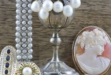 Vintage and Estate Jewelry / Beautiful Vintage and Estate Jewelry Collection