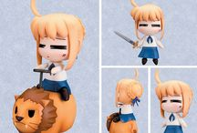 Nendoroid Figures / All the new Nendoroids that are announced by Goodsmile Company.