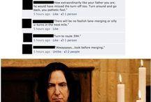 Snape stuff