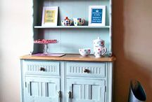 furniture ideas / by Rachel W