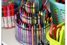 Pencilcase / Lápices, Post -It , Destacadores etc..