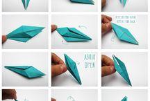 origami birung