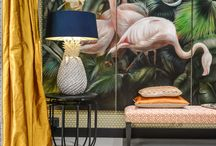 Kitsch style - Interior design