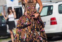 vestidos bohemios