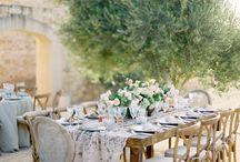 Styling - Wedding