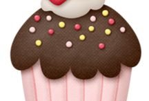 Fête de la Jeunesse 2015...Cupcake / by Carole Muffang