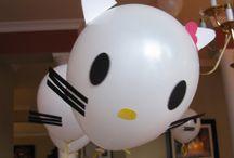 hello kitty birthday / by Lesa Oakes