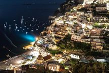 Steven Cox Instagram Photos #Positano at night. (For my #photography friends; shutter open for 30 seconds, f8)
