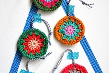 Crochet - Christmas !