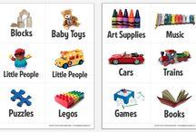 Kids organization