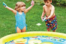 summer water games / by Mari Schut