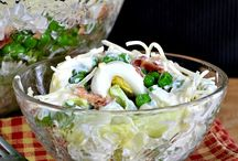 Simply Salads / by Anne Murphy Ellison