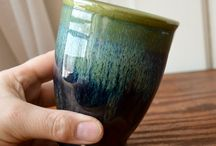 Pottery and glazes / by Margaret Broussard