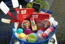 Gift baskets / by Bernie Leder
