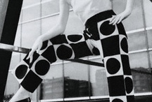 op art fashion 60s