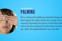 Eye Exercises For Better Vision.