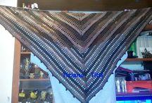i miei scialli,baktus,sciarpe,shawl