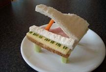 Ideas para cocinar / Arte culinario