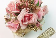 Prom Flowers, Corsages and Bouts / We love prom season!  No matter what your colors, we've got a design to add a special finishing touch to your important night!