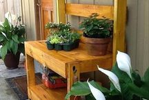 potting stand