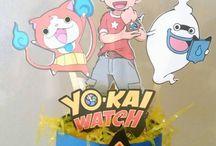 yo kai watch party