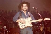 Waylon Jennings / by Steve Van Dusen