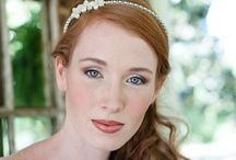 Bridal make up for red heads