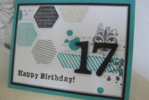 Birthday cards / by Denise Foreman