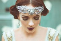 Bridal head gear