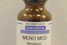 Menopause, Natural Home Remedies for
