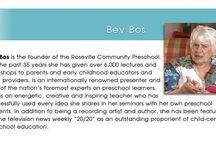 preschool philosophy / by Susan Osterhart