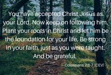 Inspirational - Colossians / by Bible Gateway