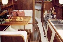 Boats, ships, yachts