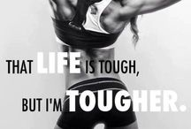 Fitness tips/inspiration / Quotes/images