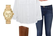 Outfit simple-cute