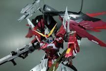 """DM 1/100 Destiny Gundam """"Lunamaria Hawke"""" Custom"""