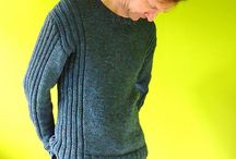 Knits for guys / Knitting patterns for the guy/s in your life