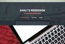 Darly`s Webdesign / 50 % af alt trafik på hjemmesider foregår via mobil telefon, tablets, Ipad og iphone. Derfor skal din hjemmeside være Responsive (tilpasser sig skærmen)  Det kan vi levere samt SEO Meta Tags (søgeoptimering)