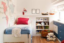 Habitaciones para chicos