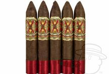 Cigars // Opus X / Click through to our site for even more options on shapes and wrappers.