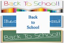 Back to School / Back to School ideas for your classroom / by Tree Top Secret Education