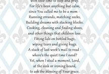 prayers and bible verses / by Jessica Llado