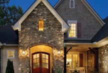 Trendsetting Luxury Homes / This board shows custom luxury model homes around the Eastern US.  These model homes have been professionally decorated from the interior design studios at Arthur Rutenberg Homes and feature the latest trends in home design - both contemporary and traditional. All the homes can be completely customized.